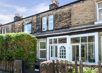 Thumbnail 2 bedroom terraced house to rent in Mayfield Grove, Harrogate, North Yorkshire
