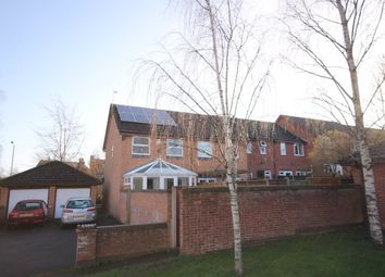 3 bed terraced house to rent in Quisters, Worcester WR4