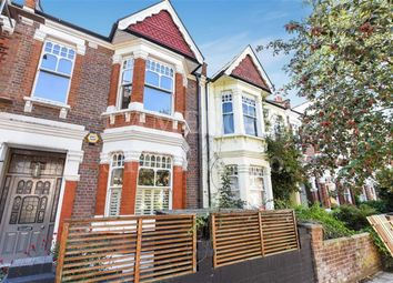 Thumbnail 4 bedroom terraced house for sale in Keslake Road, Queens Park, London