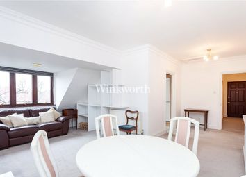 Thumbnail 2 bed flat for sale in Oakview Lodge, 8 Beechcroft Avenue, London