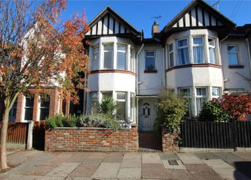 Thumbnail 3 bed end terrace house to rent in Westcliff Park Drive, Westcliff-On-Sea, Essex