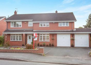 Thumbnail 5 bedroom detached house for sale in Close Lane, Alsager, Stoke On Trent, Staffordshire