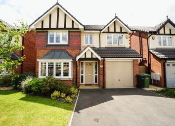 Thumbnail 4 bed detached house for sale in Napier Drive, Horwich, Bolton