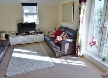 Thumbnail 2 bed flat for sale in Morning Star Road, Daventry