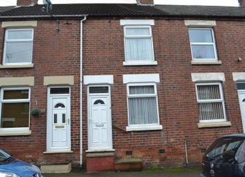 Thumbnail 2 bedroom terraced house for sale in Weston Street, Swadlincote