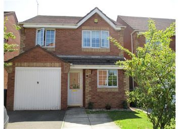 Thumbnail 3 bed detached house to rent in Saxon Close, Cawston, Rugby