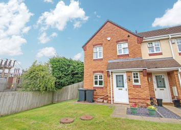 Thumbnail 3 bed end terrace house for sale in Haselbury Corner, Nuneaton