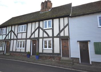 Thumbnail 3 bed cottage for sale in Bear Block Cottages, Harwood Hall Lane, Upminster, Essex