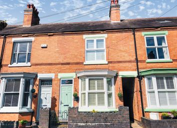 2 bed terraced house for sale in Highfields Road, Hinckley LE10