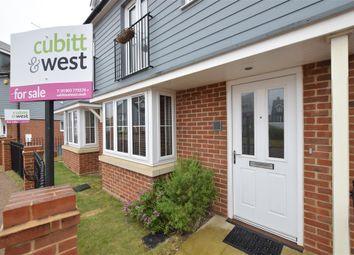 Thumbnail 3 bed semi-detached house for sale in Coleridge Crescent, Littlehampton, West Sussex