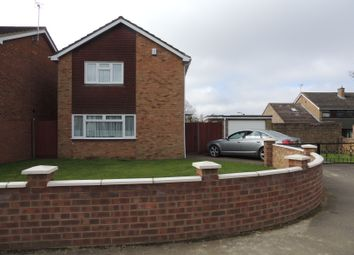 Thumbnail 3 bed detached house to rent in Celina Close, Bletchley, Milton Keynes