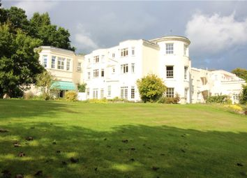 Thumbnail 3 bedroom flat for sale in Portnall Drive, Virginia Water, Surrey