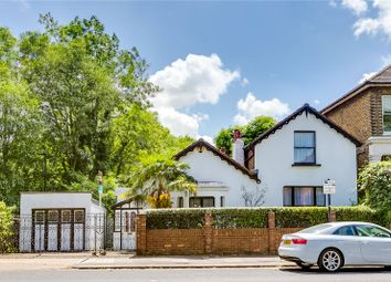 Thumbnail 4 bed detached house for sale in Wellesley Road, London