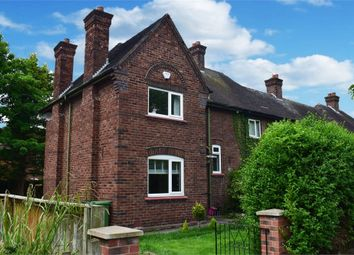 Thumbnail 3 bed end terrace house for sale in Cliveden Road, Chester, Cheshire