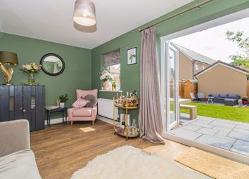 Thumbnail 3 bed end terrace house for sale in Sommerville Way, Bitton, Bristol