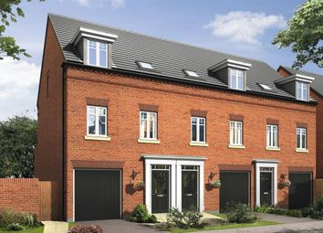 """Thumbnail 3 bed semi-detached house for sale in """"Hinton"""" at Stonnyland Drive, Lichfield"""
