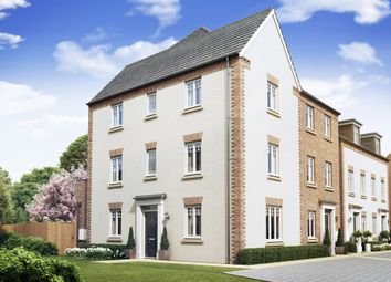 "Thumbnail 3 bed semi-detached house for sale in ""Atherton"" at Sandlands Drive, Bury St Edmunds, Bury St Edmunds"