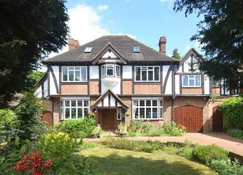 Thumbnail 5 bed detached house for sale in Birchwood Road, Petts Wood, Kent