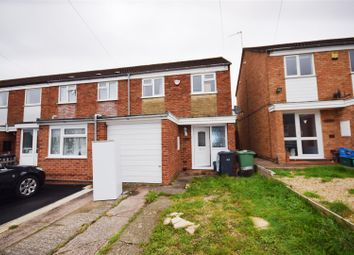 Thumbnail 3 bed end terrace house for sale in Fieldcourt Gardens, Quedgeley, Gloucester