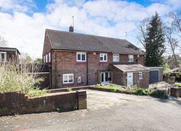Thumbnail 3 bed semi-detached house for sale in Porters Hill, Harpenden