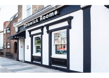 Thumbnail Hotel/guest house for sale in Chiswick Rooms Hotel, 407, Goldhawk Road, London, London, UK