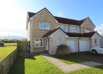 Thumbnail 3 bed semi-detached house for sale in 61 Pinewood Drive, Inverness