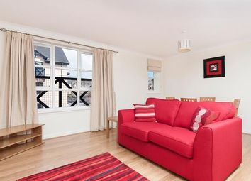 Thumbnail 2 bed flat to rent in Russell Gardens, Edinburgh