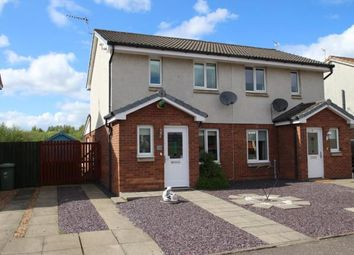 Thumbnail 2 bed semi-detached house for sale in Wood Street, Grangemouth, Stirlingshire