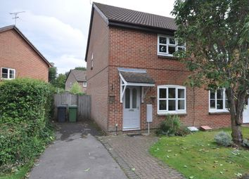 Thumbnail 3 bed semi-detached house for sale in Lowland Road, Denmead, Waterlooville