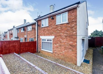 3 bed end terrace house for sale in Bowhill Grove, Thurnby Lodge, Leicester LE5