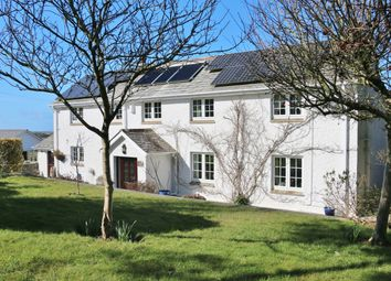 Thumbnail 4 bed cottage for sale in St Jidgey, St Issey
