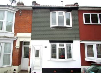 Thumbnail 3 bed terraced house to rent in Ranelagh Road, Portsmouth
