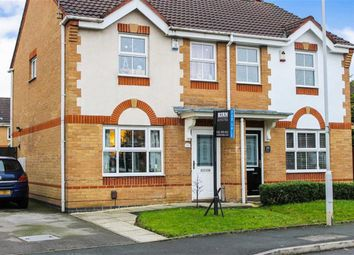 Thumbnail 3 bedroom semi-detached house for sale in Chedworth Drive, Baguley, Wythenshawe, Manchester