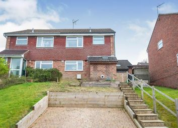 Thumbnail 3 bed semi-detached house for sale in Strand Meadow, Burwash, Etchingham, East Sussex