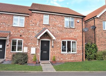 Thumbnail 3 bed semi-detached house for sale in Pasture Lane, Scartho Top, Scartho