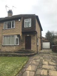 Thumbnail 3 bedroom semi-detached house for sale in Buckstone Road, Leeds
