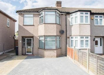 Thumbnail 3 bed semi-detached house for sale in Eastbrook Drive, Romford, Essex