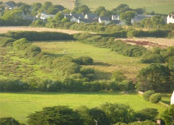 Thumbnail Land for sale in 4.18 Acres Accommodation Land, Rear Of Yr Hen Ysgol, Dinas Cross, Newport, Pembrokeshire