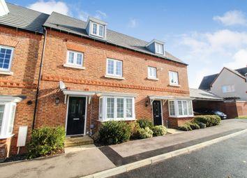 Parrott Grove, Marston Moretaine, Bedford MK43. 4 bed town house