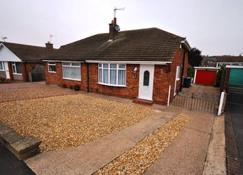 Thumbnail 2 bed semi-detached bungalow to rent in Beech Avenue, Keyworth, Nottingham