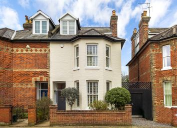 Thumbnail 4 bed semi-detached house for sale in Station Road, Hampton Wick, Kingston Upon Thames