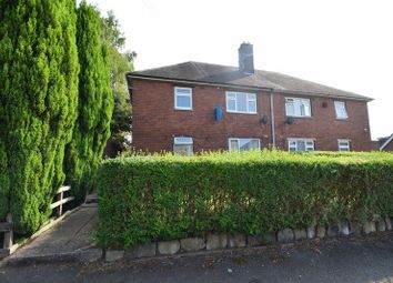 Thumbnail 2 bed flat for sale in Maunders Road, Milton, Stoke-On-Trent