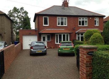 Thumbnail 3 bed semi-detached house to rent in Aklington Road, North Broomhill