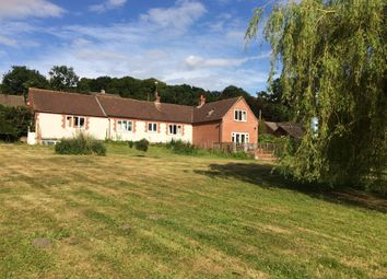 Thumbnail 5 bed detached bungalow for sale in Church Lane, Haddiscoe, Norwich