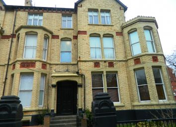 Thumbnail 1 bedroom flat to rent in Princes Avenue, Princes Park, Liverpool