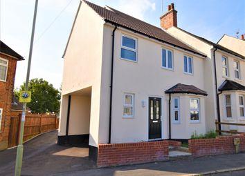 Ventnor Terrace, Newport Road, Aldershot GU12. 3 bed semi-detached house