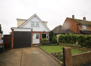 Thumbnail 4 bed detached bungalow for sale in Caldwell Road, Stanford-Le-Hope