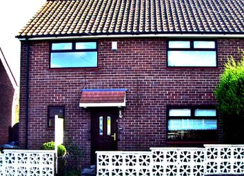 Thumbnail 3 bed semi-detached house for sale in Hillsview Avenue, Newcastle Upon Tyne, Tyne And Wear