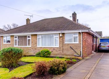 Thumbnail 2 bed semi-detached bungalow to rent in Marten Grove, Huddersfield