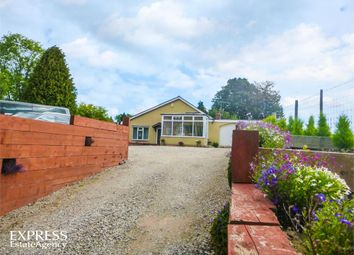 Thumbnail 3 bed detached bungalow for sale in Talwrn Road, Legacy, Rhostyllen, Wrexham
